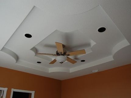 Gypsum Ceiling Pionare Enterprises Ltd