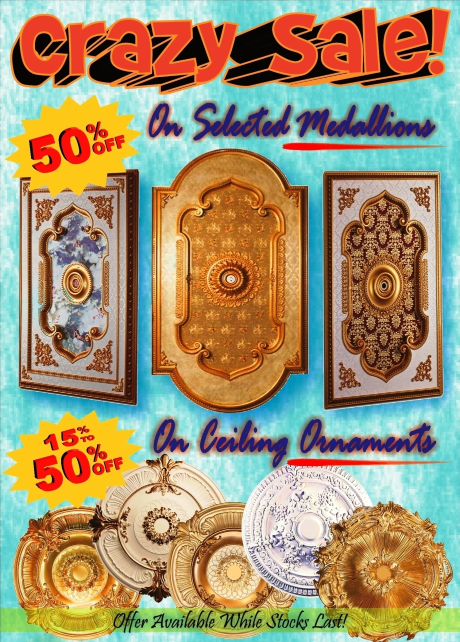Medallions & Ornaments Sale - Copy (2)