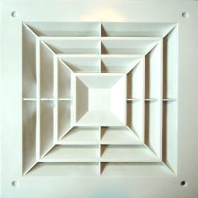Air Diffuser/Ceiling Vent: 10