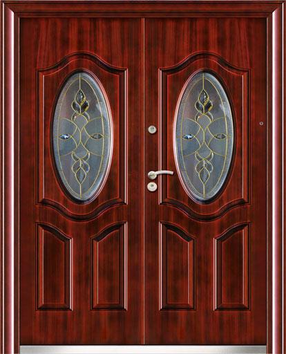 Double Steel Doors Pionare Enterprises Ltd