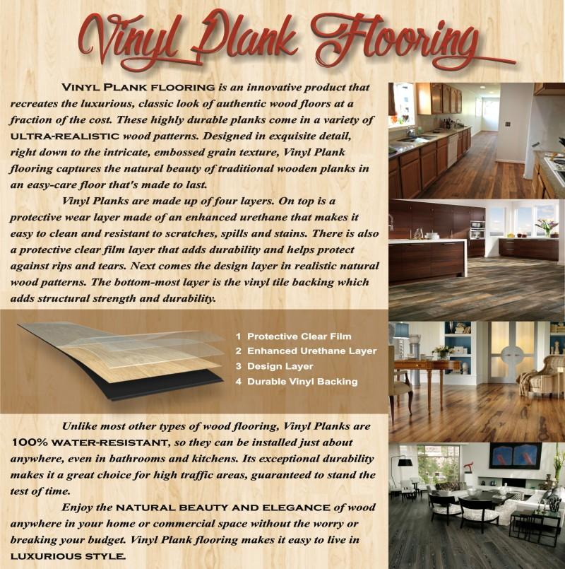 Vinyl Plank Flyer